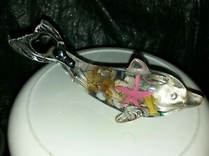Bottle Nose Bottle Opener Dolphin (Unusual / Collectible)