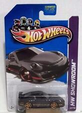 HOT WHEELS PORSCHE 911 GT3 RS #157 2013 BLACK HW SHOWROOM DIECAST CAR NRFP hwe