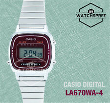Casio Digital Watch LA670WA-4D