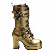 Demonia Party Synthetic Boots for Women