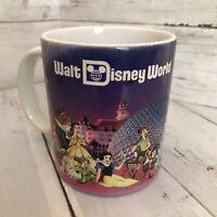 Vintage Walt Disney World Mug Personalized Name Jennifer