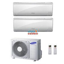 Climatizzatore Multi Dual Split SAMSUNG Maldives 9+12 AJ040 9000+12000 btu A++/A