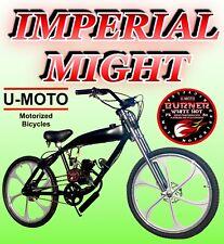 """NEW 66CC/80CC 2-STROKE DIY MOTORIZED BICYCLE KIT WITH 26"""" POWER BIKE!"""
