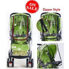 New Rain Cover Raincover For Universal Buggy Pushchair Stroller Pram Baby Car UK