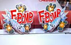 F-Bomb Vintage-Inspired Graphics Decals - Left & Right Side