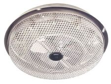 New Broan Ceiling Mount Heater Built-in Fan 1250W Bathroom Bath Heater 10.4 amps