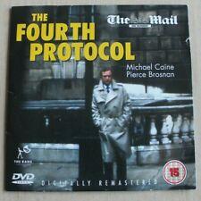 The Fourth Protocol - Film - Promo DVD