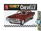 AMT ~ general hobby plastic models 1/25 1967 Chevy Chevelle Pro Street AMT876