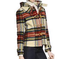 POLO Women's Ralph Lauren Vintage Toggle Button down Duffle Coat w/ hood