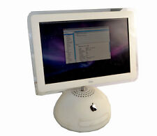VINTAGE Apple iMac G4/1.25 17-Inch USB 2.0 M9168LL/A 1.25Ghz 512MB DDR 80GB HDD