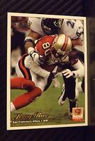 1997 Pacific Philadelphia #287 Jerry Rice HOF San Francisco 49ers NICE