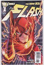 FLASH #1 NEW 52 / FRANCIS MANAPUL / BUCCELLATO / DC COMICS