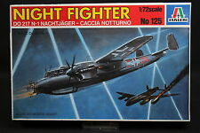 XY034 ITALERI 1/72 maquette avion 125 Night Fighter DO 217 N-1 1983
