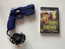 Dino Stalker Playstation 2 / PS2 + Namco Guncon 2 NPC-106