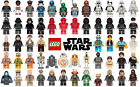 Lego Star Wars Minifigs-You Pick Lot Bulk Size-NEW Only-$4 Flat Shipping
