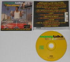 Money Talks, The Album  Barry White & Faith Evans, Puff Daddy  U.S. promo cd
