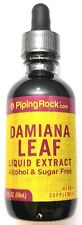 2oz Damiana Leaf Liquid Extract Herbal Supplement Sexual Health Digestive Drops