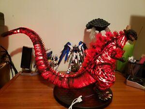 +100 Leds Shin Godzilla X-Plus 25cm vinyl Professional Light Emission