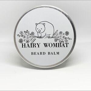 Hairy Wombat Premium Beard Balm Natural 100ml