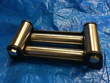 Brand New  WINCH Heavy Duty 4-Way Cable Roller Fairlead  FREE UK DELIVERY!!