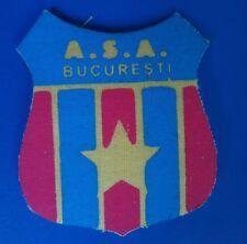 ASA Bucuresti Army Sport Assoc Patch vintage soccer team
