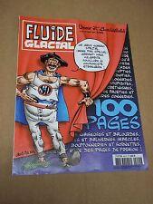 "MAGAZINE ""FLUIDE GLACIAL no 402"" (2009) NUMERO SPECIAL 100 PAGES"