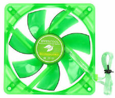 EVERCOOL 70mm x 15mm Ever Green Fan EGF-7