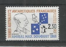 F.S & A.T 1991 ADMIRAL MAX DOUGUET SG,274 U/M LOT 6838A