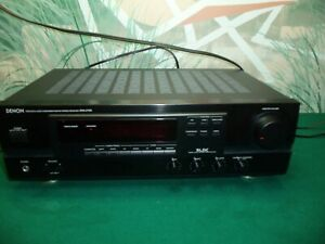 Denon Precision Audio Component/AM-FM Stereo Receiver DRA-275R