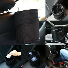 Auto Car Seat Back Trash Bag Garbage Can Waterproof Universal Organizer Holder