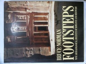 Footsteps: Nine Archaeological Journeys Romance & Discovery (HB 1987)  History