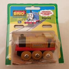 Thomas The Tank Engine & Friends BRIO STEPNEY WOOD TRAIN WOODEN NEW IN BOX