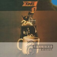 KINKS - ARTHUR - 2CD DELUXE EDITION NEW SEALED 2011