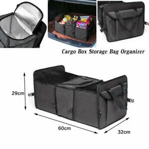 Car Trunk Cargo Box Storage Bag Organizer Foldable Multi-Purpose Case Holder