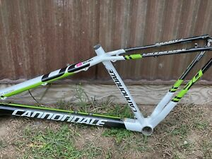 CANNONDALE F29 CARBON HARDTAIL factory team issue FRAME SIZE M