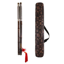 Chinese Bamboo Flute Bawu Pipe Concert Flute Bau Tune G Woodwind Instrument