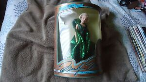 MARILYN MONROE DOLL -EMERALD EVENING MARILYN -BEAUTY COLLECTION - SEALED/MINT!!
