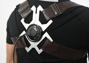 Adult Electromagnetic Leather Belt kit Iron piece for 1:1 Captain America Shield