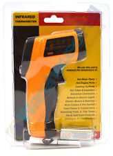 Infrared Non contact Laser pointer Thermometer battery included