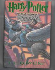Authentic - Jk Rowling Signed Harry Potter Prisoner of Azkaban1st Ed Book w/Coa