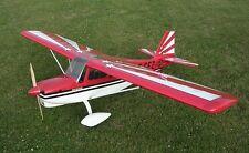 Bellanca Decathlon 96 in (approx. 243.84 cm) WS rasguño construir R/c Plane Plans & patrones