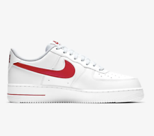 Nike Force 1 One'07 bajo Air Top Gimnasio Rojo AO2423-102 Blanco Talla 4-13 Uptown