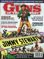 Guns of the Old West   Spring 2021  Jimmy Stewart