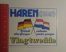 Aufkleber/Sticker: Haren Ems Vlagtwedde (2101179)