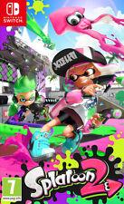 Splatoon 2 Nintendo Switch - 21st July