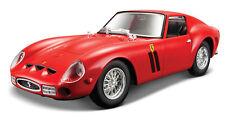 Bburago 1:24 Ferrari 250 GTO Diecast Model Sports Racing Car Vehicle Toy IN BOX