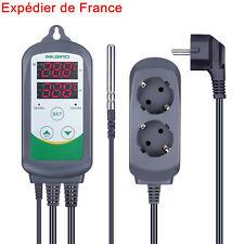 Inkbird ITC-308 Régulateur De Température Thermostat 220V Thermomètre Regulateur