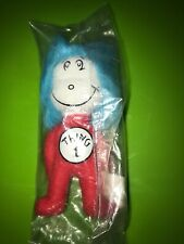 Cat in the Hat Thing 1 , 4 inch Plush from Kellogg's New in bag