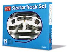 Standard Plastic Set N Gauge Model Railway Tracks