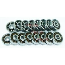 Lot 16 Fidget Bearings - FASTER THAN CERAMIC hand led spinner 8mm 608 wholesale